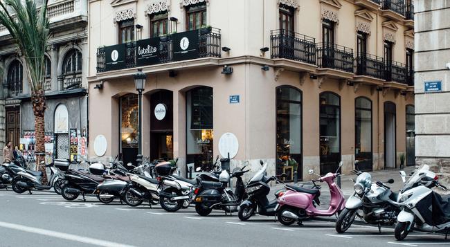 호텔 로텔리토 - 발렌시아 - 건물