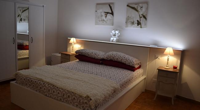 라 카사 디 체사레 - 로마 - 침실