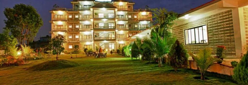 호텔 크라운 히말라야 - 포카라 - 건물
