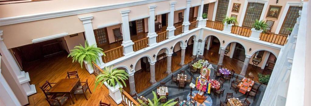 Hotel Patio Andaluz - 키토 - 건물