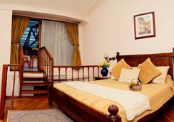 Hotel Patio Andaluz - 키토 - 침실