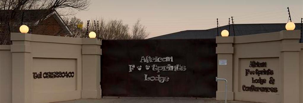 African Footprints Lodge - 블룸폰테인 - 건물