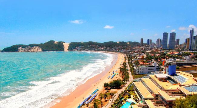 Esmeralda Praia Hotel - 나타우 - 건물