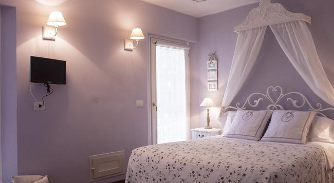 빌리노 디 페니 비앤비 럭셔리 룸 - 로마 - 침실