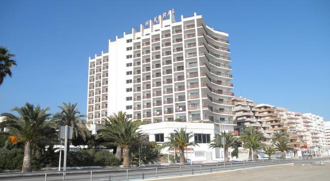Hotel Koral - Oropesa del Mar - 건물
