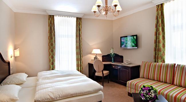 아텔 호텔 라서호프 - 잘츠부르크 - 침실