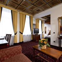 킹's 호텔 퍼스트 클래스 Living Room