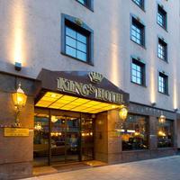킹's 호텔 퍼스트 클래스 Exterior