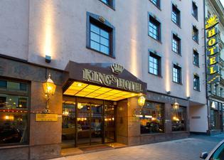 킹's 호텔 퍼스트 클래스