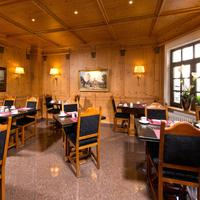 킹's 호텔 퍼스트 클래스 Breakfast Area