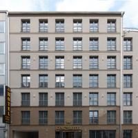 킹스 호텔 시티스테이 Hotel Front