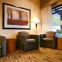 더 로열 인 시애틀 Lobby Sitting Area