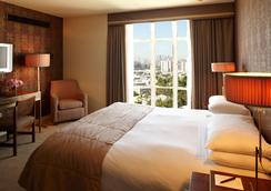 Sunset Tower Hotel - 웨스트할리우드 - 침실