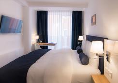 비 바디 호텔 베이어 89 - 뮌헨 - 침실
