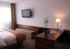 비 바디 호텔 다운타운 뮌헨 - 뮌헨 - 침실
