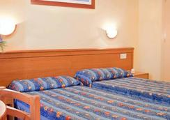호텔 센트럴 플라야 - 이비사 - 침실
