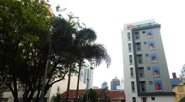 Melange Boutique Hotel - 쿠알라룸푸르 - 건물