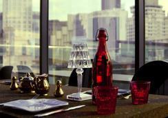 멜란지 부티크 호텔 - 쿠알라룸푸르 - 레스토랑