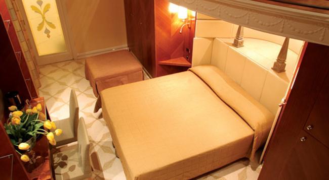 호텔 오페라 로마 - 로마 - 침실
