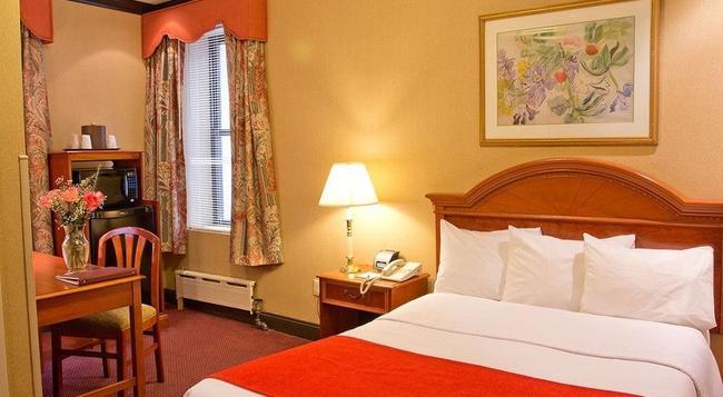 호텔 뉴튼 - 뉴욕 - 침실
