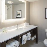 홀리데이 인 팜비치 공항 호텔 Bathroom Sink