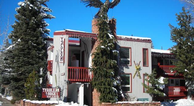 Tyrolean Lodge - 아스펜 - 건물
