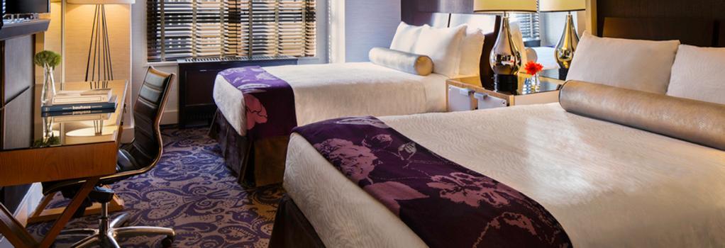 이베로스타 70 파크 애비뉴 호텔 - 뉴욕 - 침실