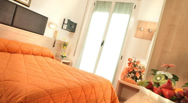 Aldebaran - 리미니 - 침실