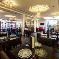 호텔 앤 리아드 아트 플레이스 마라케시 Restaurant