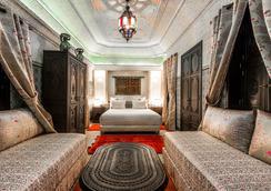 호텔 앤 리아드 아트 플레이스 마라케시 - 마라케시 - 침실