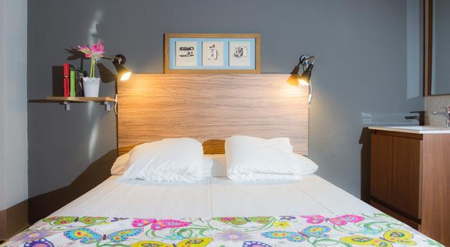 알함브라 줌 - 그라나다 - 침실