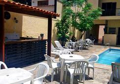 Quintal Do Maracana Hostel - 리우데자네이루 - 야외뷰