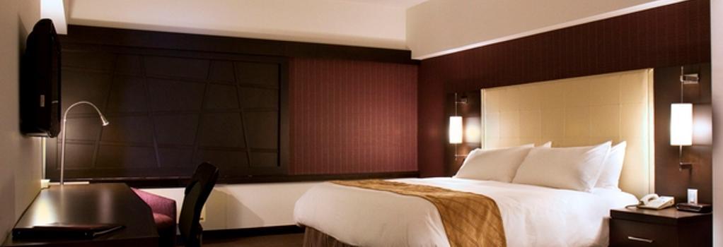 호텔 루비 푸스 - 몬트리올 - 침실