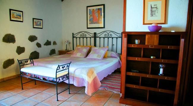 Hotel Rural La Correa - Arona - 침실