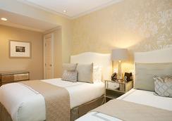 Hotel Veritas - 캠브리지 - 침실