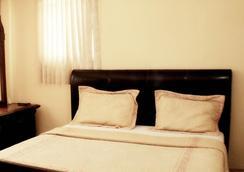 Paradis Hotel - 포르토프랭스 - 침실