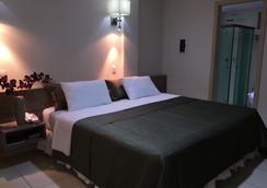 Amazônia Palace Hotel - 리오브란코 - 침실