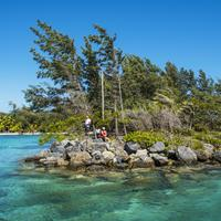 Fantasy Island Beach Resort Fishing