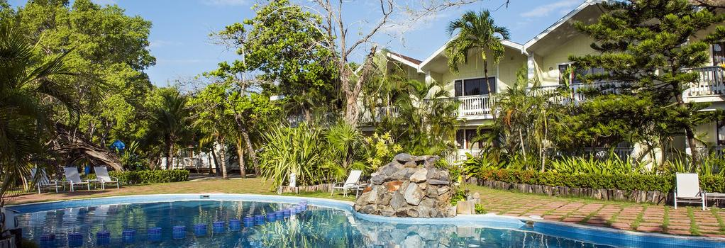 Fantasy Island Beach Resort - 로아탄섬 - 수영장