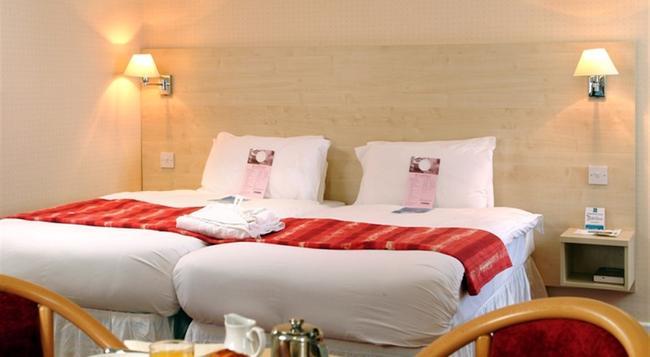Cobden Hotel Birmingham - 버밍엄 - 침실