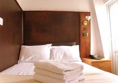 플라자 런던 호텔 - 런던 - 침실