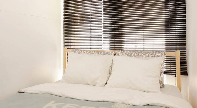 Colony Hostel - 이스탄불 - 침실