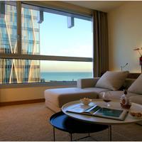 호텔 SB 다이아고날제로 바르셀로나 4 수프 Living Area
