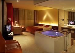 호텔 SB 다이아고날제로 바르셀로나 4 수프 - 바르셀로나 - 침실