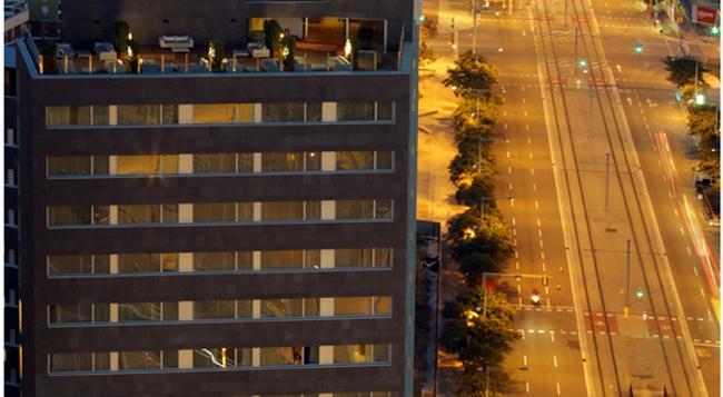 호텔 SB 다이아고날제로 바르셀로나 4 수프 - 바르셀로나 - 건물