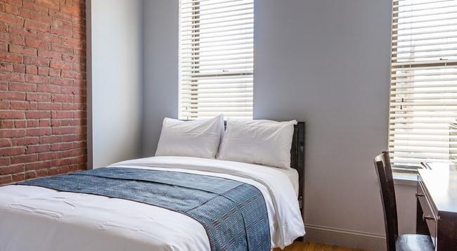더 파크 애비뉴 노스 호텔 - 뉴욕 - 침실