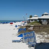 Inn at Pelican Bay Private beach
