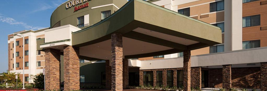 Courtyard Houston NASA/Clear Lake - 휴스턴 - 건물