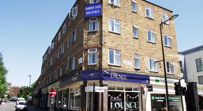 캠덴 록 호텔 - 런던 - 건물