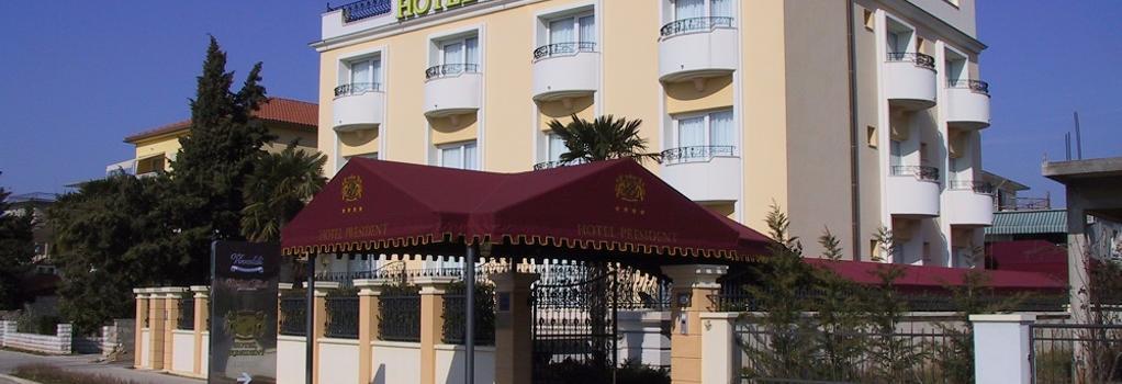 Hotel President - 자다르 - 건물